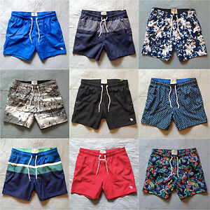 a7bf2516b6 Details about Abercrombie A&F Hollister Men's Swim Shorts Board Shorts  Trunks Campus Guard Fit