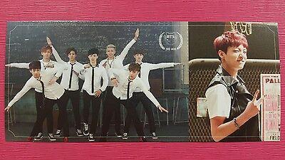 BTS JUNGKOOK #2 Official Photo Card 2nd Mini Album Skool Luv Affair Photocard