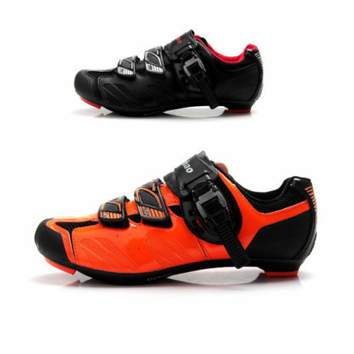 Tiebao TB36-B1407 Cycling shoes Road Bike Bicycle shoes For Look SPD-SL System