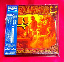 BBC Sessions 1969-1970: Something's Coming by Yes (CD, Dec-2013)