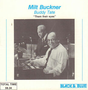 MILT-BUCKNER-amp-BUDDY-TATE-THEM-THEIR-EYES-1987-JAZZ-CD-FRANCE