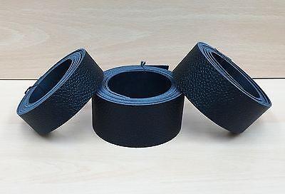 Espressive Resina Nera-cintura In Pelle Sul Retro & Cinturino Blanks, Spessori Diversi, Spessore 2.8 Mm-mostra Il Titolo Originale