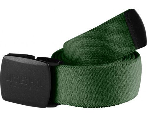 DP1004 Dickies Pro Belt Mens Canvas Fashionable Heavy Duty Adjustable Work