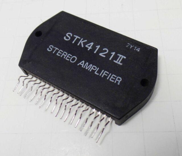 NEW STEREO AMPLIFIER IC STK4121II