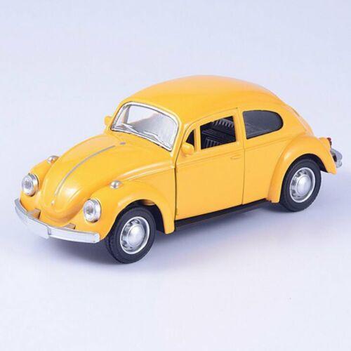 "5/"" Kinsmart 1967 Volkswagen Classical Beetle Diecast Model Toy Car 1:32 Colorful"