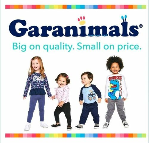 Garanimals Toddler Boys RIPSTOP Cargo Style Dress Pants Size 2T 3T 4T 5T Green