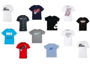 New-Nike-Little-Boys-Dri-FIT-Graphic-Print-T-Shirt-SIZE-3T-4-5-6-7-MSRP-18-00