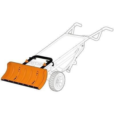 WA0230 WORX Snow Plow Accessory for AeroCart WG050