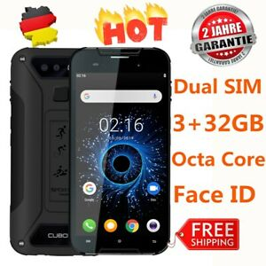 Cubot-Quest-4G-Handy-Smartphone-Android-Dual-SIM-Octa-Core-3GB-32GB-5-0-034-Face-ID