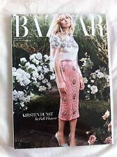 Harper's Bazaar Magazine - May 2014 - Kirsten Dunst Cover