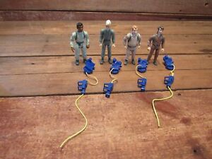 Vintage-LOT-Kenner-Real-Ghostbusters-Heroes-1980-039-s-Action-Figures