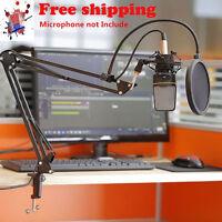 Audio Professional Condenser Microphone Mic Studio Sound Recording W Shock#Mou#L
