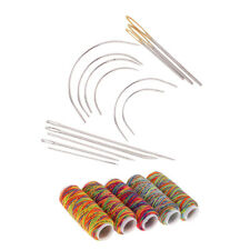 NEW Loops /& Threads™ Assorted Needles Set 30PC W// Free Threader FREE SHIP!