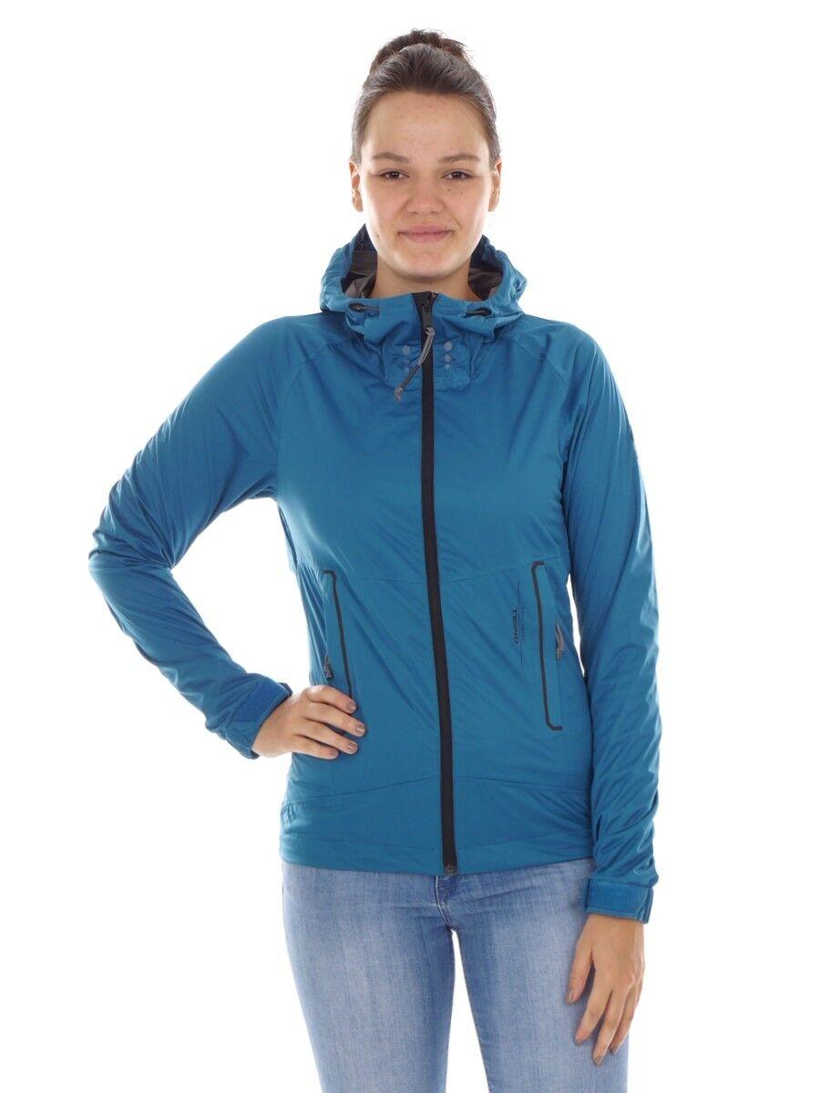 O  'Neill Windbreaker función chaqueta azul jones split Stretch hyperdry  ¡No dudes! ¡Compra ahora!