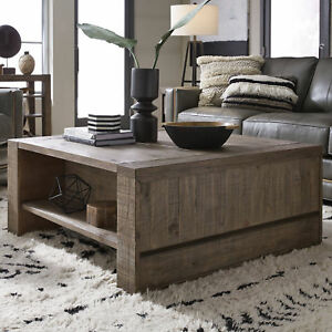Lift Top Coffee Table Storage 10