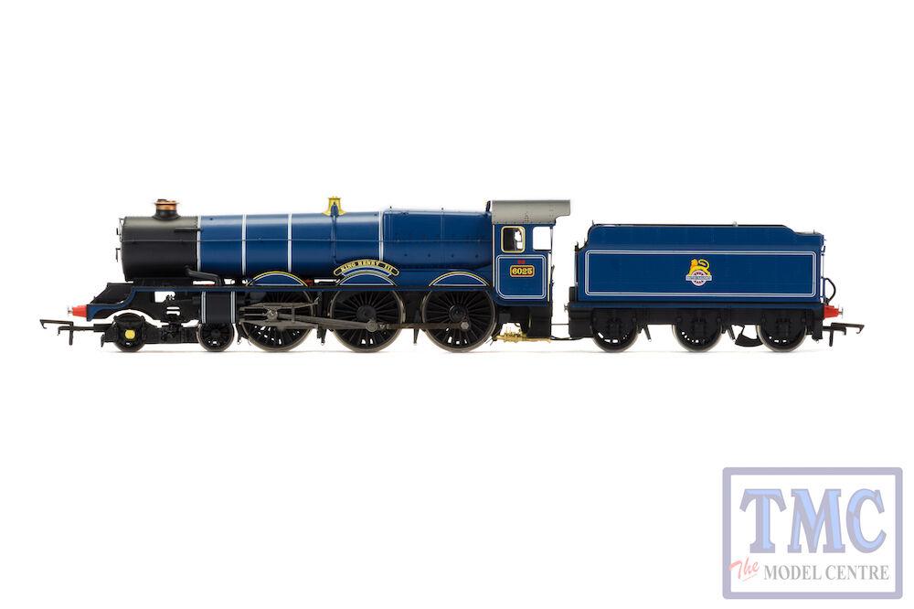 R3410 Hornby OO Gauge BR 460 re Henry III 6000 re classe