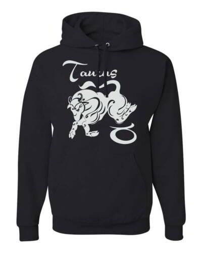 Taurus Horoscope Astrology Zodiac Signs Pullover Sweatshirts Hoodies