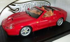 1:18 Hot Wheels Red Ferrari Superamerica Super America Item # P4396