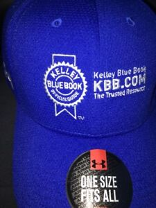 Nwt Chase Elliott Kbb Kelly Blue Book Pit Crew Hat Hendrick Team