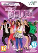 Let's Dance With Mel B Nintendo Wii * NEW SEALED PAL *