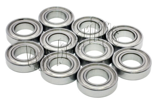 """10 Imperial//English R1038ZZ 3//8/""""x 5//8/""""x 5//32/"""" inch Small Ball Bearing Pack of"""