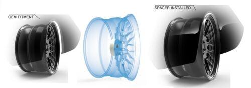 2 Pcs 5X4.75 To 5X120.7 70.3CB 12X1.5 5mm Wheel Spacers For 05-19 Corvette C6 C7