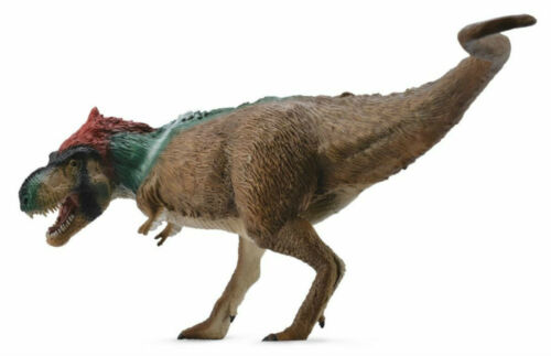 T-REX FEATHERED  TYRANNOSAURUS DINOSAUR  1:40  WITH MOVABLE JAW COLLECTA BNWT