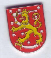 Finnland Wappen Pin Coat Badge Suomen tasavalta Finland