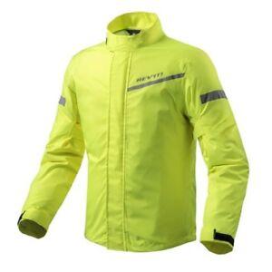 Giacca-Antipioggia-Rev-039-it-Cyclone-2-H2O-giallo-fluo-taglia-xxl