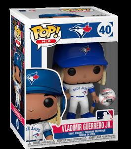 Funko-Pop-MLB-40-Vladimir-Guerrero-Jr-Toy-Figure-In-Stock-Toronto-Blue-Jays