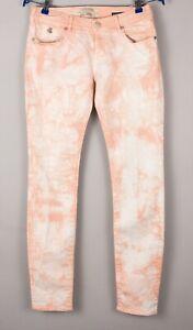 Maison Scotch Femme La Parisienne Extensible Slim Skinny Jean Taille W27 L30