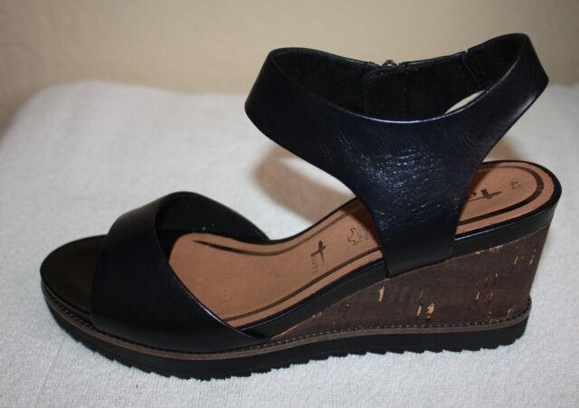 Tamaris Women's Alis 28335 Wedge Sandals Size 9 M