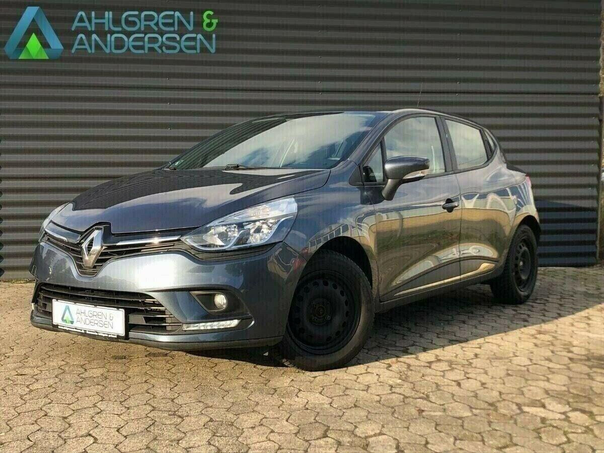 Renault Clio IV 1,5 dCi 90 Zen 5d
