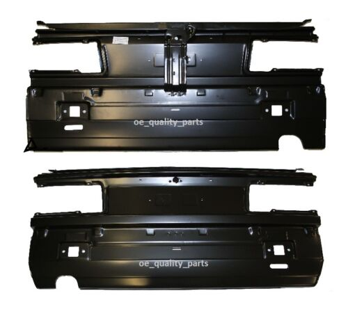 BMW 3-Series E30 Back Metal Panel Plate Sedan 4-cylinder 1.6 1.8 316 318 320iS