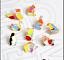 Bear-Origami-Geometric-Shape-Colorful-Enamel-Animal-Polar-Lapel-Pin-Badge-Brooch thumbnail 5