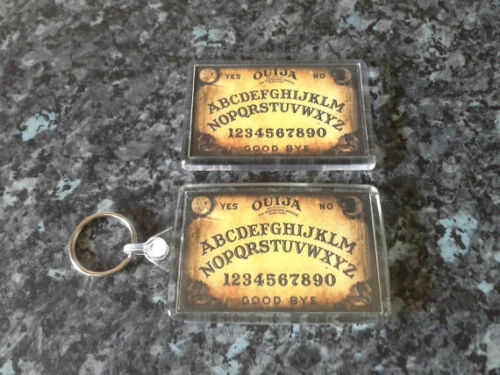 Witchcraft Ouija Board Keyring and Magnet Set Horror Memorabilia Occult NEW