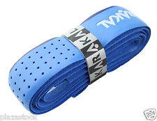 Karakal Tribal Super PU Replacement Grips - Tennis - Squash - Badminton - Blue