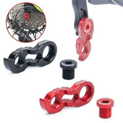 Bicycle Rear Derailleur Hanger Extension MTB Gear Tail Hook Tool Extender J4H7