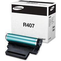Genuine Samsung Clt-r407 24k Page Black/6k Page Color Imaging Drum For Clp-325w
