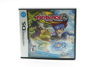 Beyblade Metal Fusion Nintendo DS Tested Free Shipping | eBay