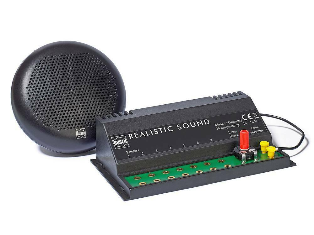 Busch - 5783 5783 5783 realistic sound Fattoria 950730