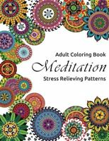 Mandala Coloring Book Coloring Books For Adults Stress Relieving Patterns No Tax on sale