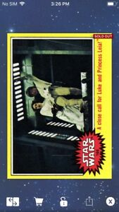 Topps-Star-Wars-Digital-Card-Trader-1977-Series-3-Card-166-Insert