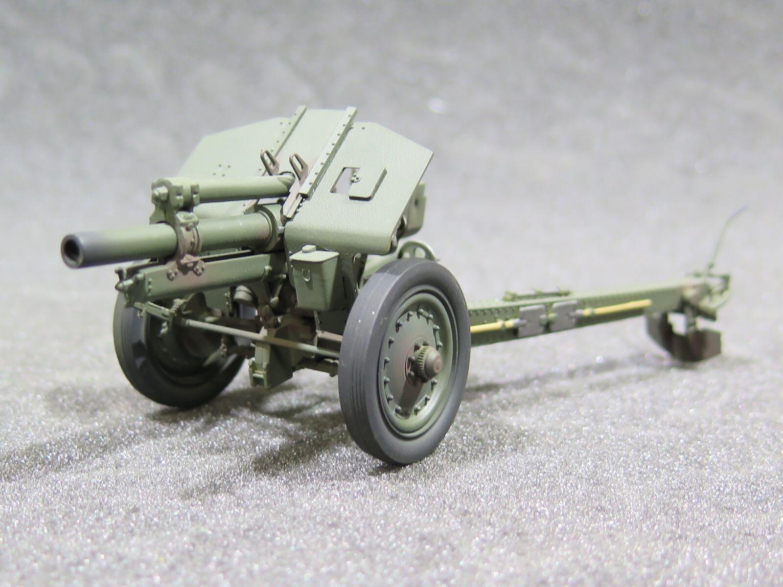 connotación de lujo discreta Mi0682 1 35 PRO BUILT - Resin Maquette Maquette Maquette Soviet D-1 152-mm Howitzer  minoristas en línea