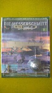 EAGLEMOSS Messerschmitt Bf 109 G 1:12 KOMPLETT NEU Alle Hefte einzeln!134-140