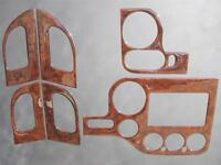 2003-2006 Ford Expedition Xlt 4wd Dash Kit Trim Overlay Regal Burl Look 6 Pcs
