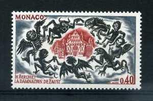 Monaco-1969-Stamp-783-Anniversary-H-Berlioz-New