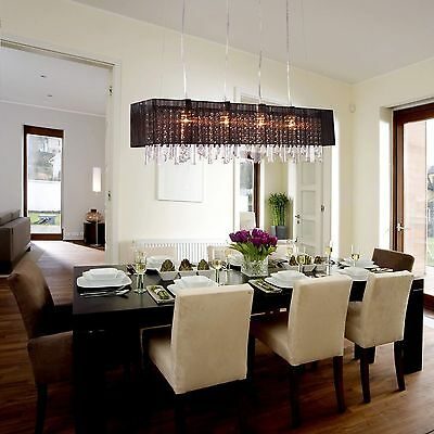 Modern Ceiling Light Dinner Room Pendant Lamp Kitchen Lighting Bar Chandelier