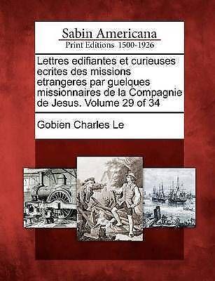 1 of 1 - Lettres edifiantes et curieuses ecrites des missions etrangeres par guelques mis