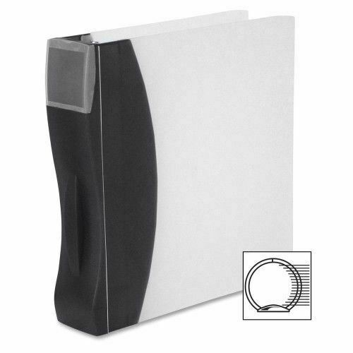 Storex Duratech Frosted Poly 3-Ring Presentation Binder 23627S06C